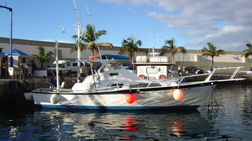 Sport Fishing boat Mogan