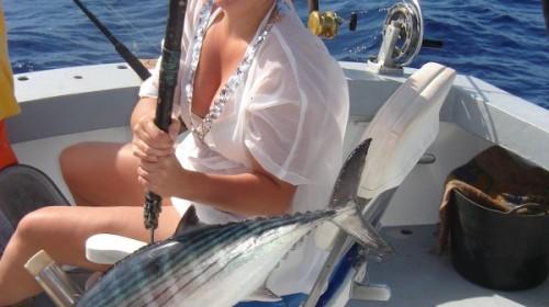 tuna charters gran canaria